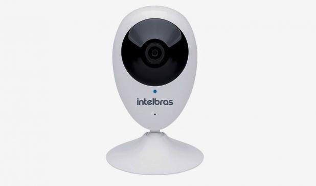 Câmera Segurança Interna Wi-Fi HD Mibo iC3 INTELBRAS