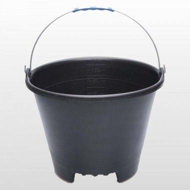 Balde p/ Concreto 8 L Plastico Zumplast