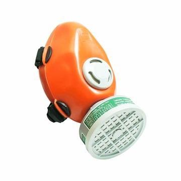 Respirador Semi Facial RO1213 Fit c/ Filtro Vap. Org. PLASTCOR