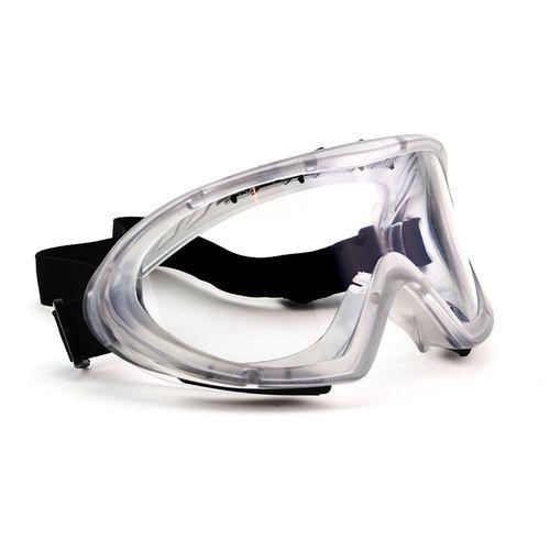 Óculos Proteção Ampla Visão VALEPLAST Spider Azul