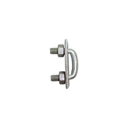 Para-raio Grampo P/ Emenda de Fita Aluminio DR-133