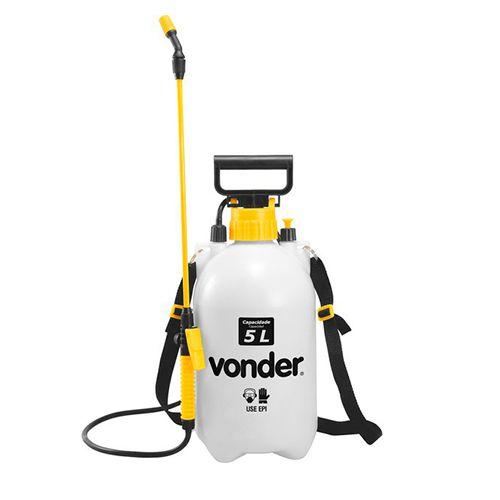 Pulverizador Alta Pressão VONDER 5 litros