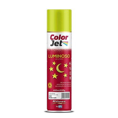 Tinta Spray Luminescente Amarelo 350ML RENNER