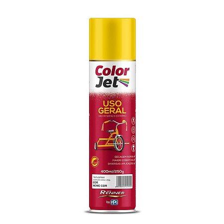 Tinta Spray Preto Fosco 400ML RENNER