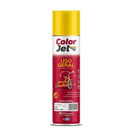 Tinta Spray Verniz 400ML RENNER
