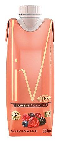 Liv Tea Frutas Vermelhas - 60 uni. Mini Tap