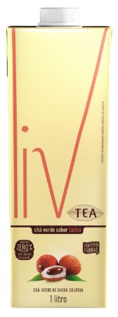 Liv Tea Lichia - 60 uni. litro