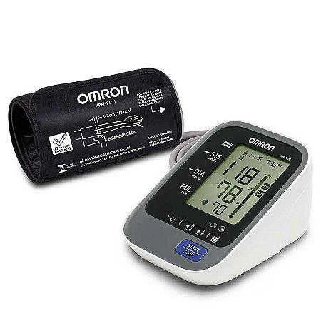 Monitor De Pressão Arterial OMRON Automático De Braço Elite + modelo HEM 7320 - RECOMENDADO PARA USO COM O SISTEMA TELEMRPA