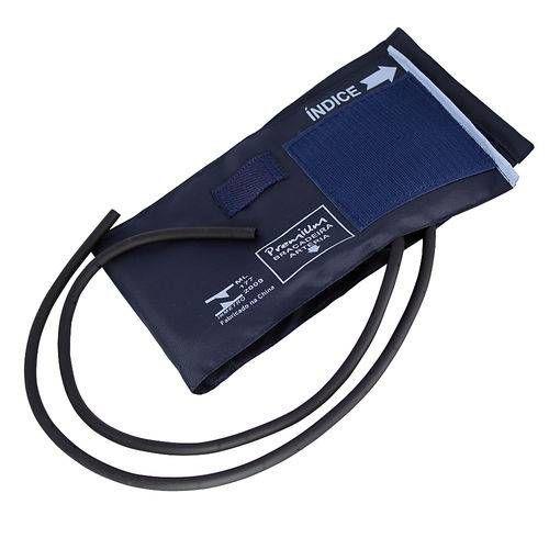 Braçadeira em nylon Adulto 18 a 35cm com Fecho Velcro - Premium