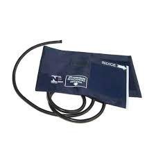 Braçadeira em nylon Grande 35 a 51cm com Fecho Velcro - Premium