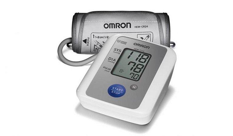 Monitor de Pressão Arterial Automático de Braço (HEM-7113)