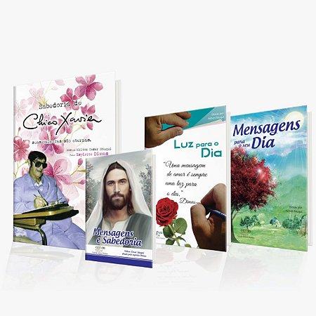 Kit 4 Livros Dimas