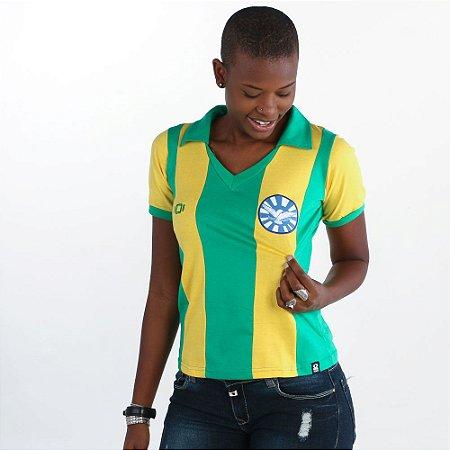 Camisa Retrô Portela Brasil Listras