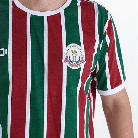 Camisa Mangueira Retrô Fluminense