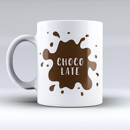 Caneca - Chocolate Splash