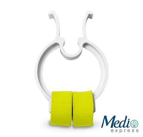 Clip Nasal (Capnasal) Para Espirometria - 2 Unidades