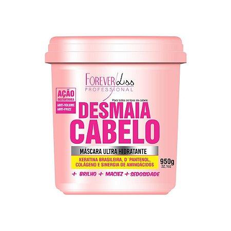 Forever Liss Máscara Desmaia Cabelo Anti Volume e Frizz 950g