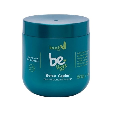 Leads Care Botox Capilar Be Lizze Recondicionante 500g