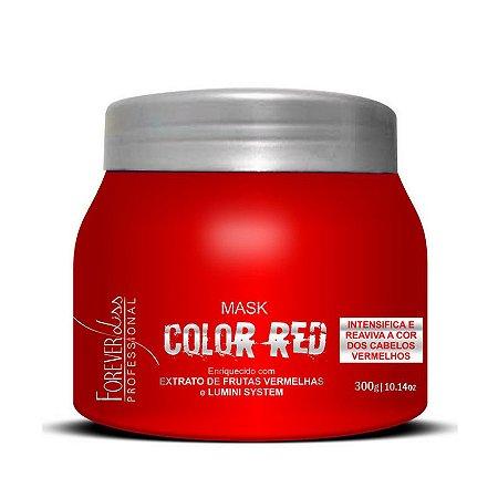 Forever Liss Máscara Tonalizante Color Red 250g