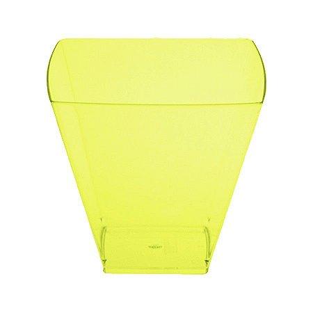 Copo em Acrilico Amarelo 50 ml. S/TP Plastilania C/ 10 Un.