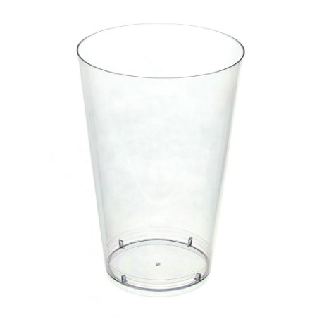Copo em Acrilico Cristal 300 ml. Plastilania C/ 10 Un.