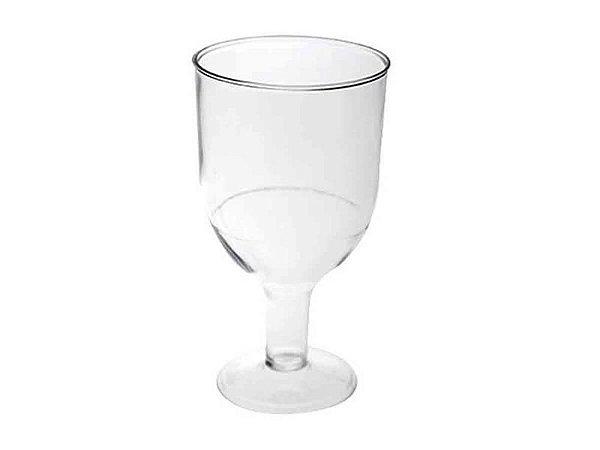 Taça em Acrilico Cristal 50 ml. Plastilania C/ 10 Un.