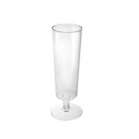 Taça em Acrílico Cristal 120 ml. Plastilania C/ 5 Un.