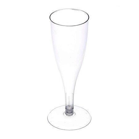 Taça em Acrilico Cristal 140 ml. Plastilania C/ 5 Un.
