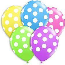 Balão Confete Sortidos Nº 11 Happy Day C/ 25 Un.