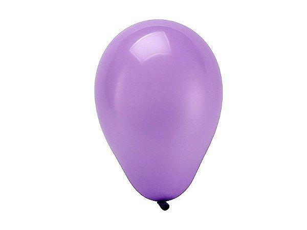 Balão Lilas Nº 6.5 Regina C/ 50 Un.