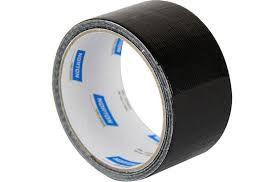 Fita Silver Tape Preta 48X5Mts. Norton Un.