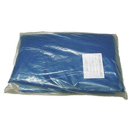 Saco Lixo Azul 15 Litros C/ 100 Un.