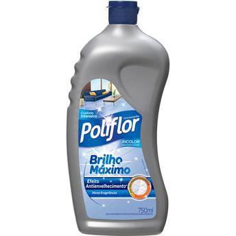 Cera Brilho Maximo Poliflor C/ 750 Ml
