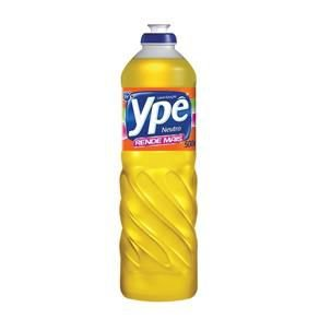 Detergente Ype Neutro C/ 500 Ml