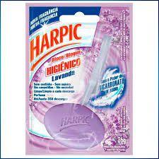 Bloco Sanitário Harpic Lavanda C/ 26 Gr