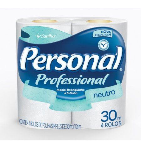 Papel Hig. Personal F.S Pct C/ 4 Rolos