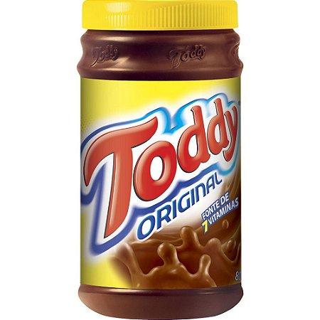 Achocolatado Toddy C/ 800G