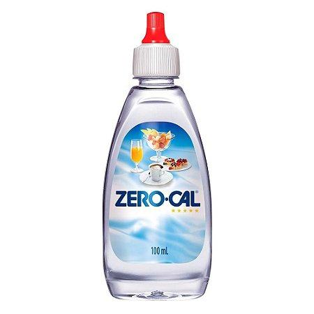 Adoçante Liquido Zero Cal C/ 100 Ml