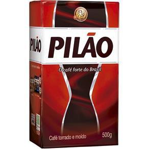 Cafe Pilão a Vácuo C/ 500 Gramas