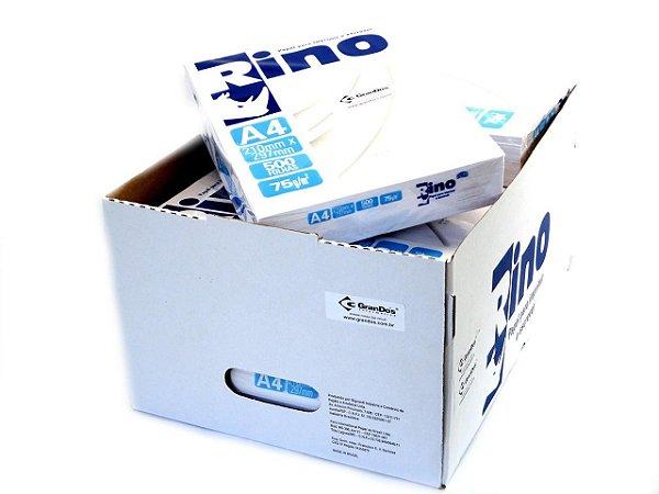 Papel Sulfite A4 Rino Cx C/ 5.000 Fls