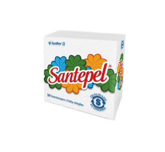 Guardanapo Santepel F.S 24X22 Cm Cx C/ 4.000 Un.