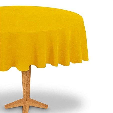 Toalha de Mesa Red. Amarela Festcolor 2,13m Un.