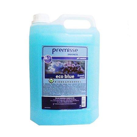 Sabonete Liq. Eco Blue Premisse C/ 5 Litros