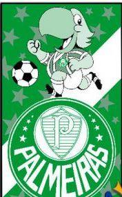 Saquinho Surpresa Palmeiras Yonifest C/ 10 Un.