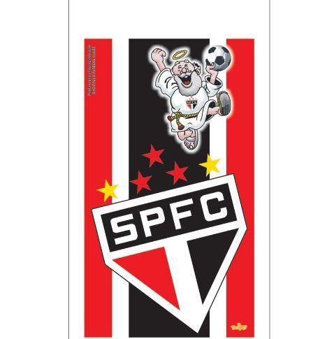 Saquinho Surpresa São Paulo FC Yonifest C/ 8 Un.
