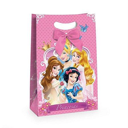 Caixa Flex Princesas Disney 26x11x40Cm Cromus Un.