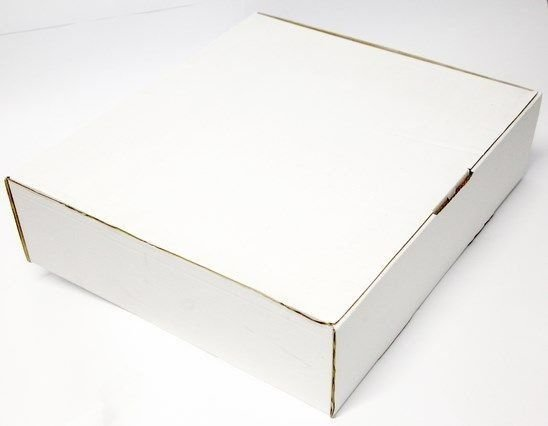 Caixa Esfiha Média 25,5x25,5x5Cm Un.