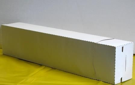 Caixa Pão Metro 10x14x1,10 cm -  a Unidade.