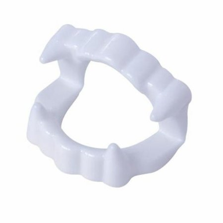Dentadura de Plastico Chocomar C/ 10 Un.
