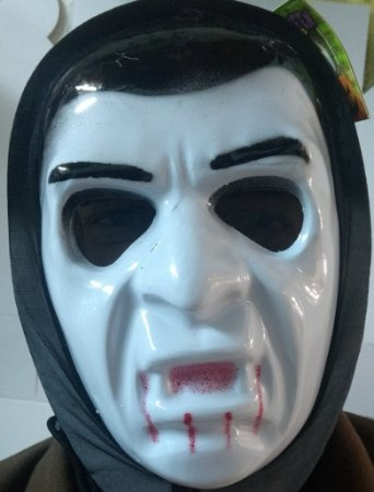 Mascara Halloween Un.